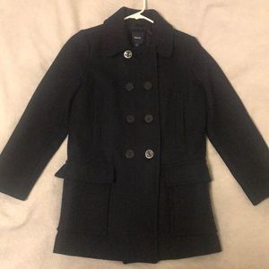 Boys GapKids 3/4 length pea coat